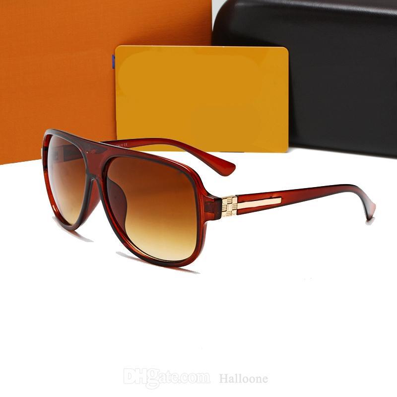 2021 designer sonnenbrille luxus marke brille outdoor shades pc rahmen mode klassische dame 9012 sonnenbrille spiegel für frauen