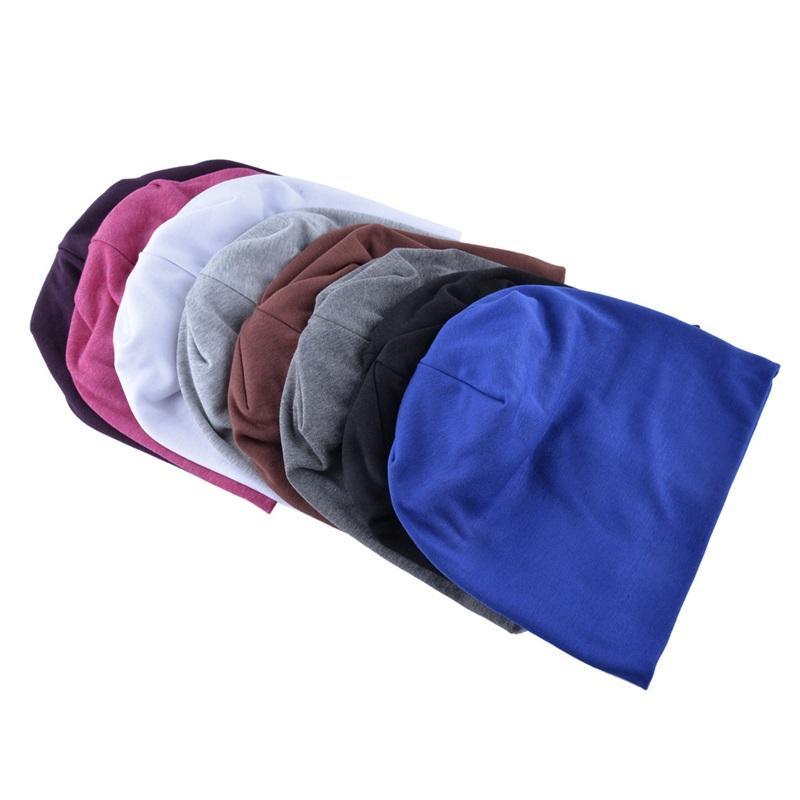 Bonnets de coton minces de printemps d'été pour la casquette pour femmes Cap de bouchemin chimio chapeau Beanie Chapeau Chapeau Chapeau Panama Chapeau de Panama pour Homme 1393 Z2