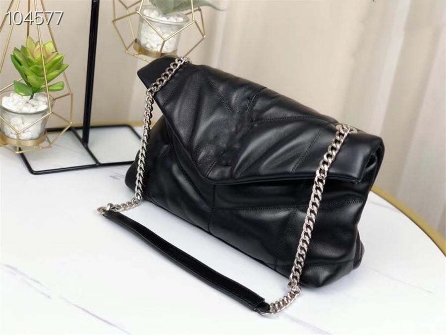 2021 Moda Ünlü Rahat Tasarımcı Messenger Çanta Kadınlar Çapraz Vücut Zinciri Çanta Satchel Çanta