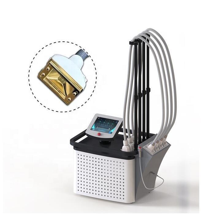 Profesyonel Optik Radyasyon 1060nm Diod Lazer Vücut Şekillendirici 4 En Yeni Teknoloji Güzellik Makinesi ile Kilo Kaybı Slim