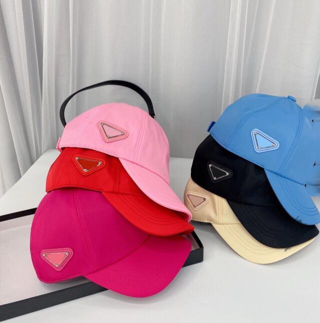أزياء رجالي المرأة القبعات قبعة بيسبول قبعة الصيف قبعات للجنسين جودة عالية مع الحرف casquette في الهواء الطلق الشمس الرياضية قبعة متعددة أنماط اختياري