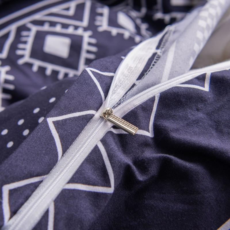 Bettwäsche Sets LovinunShine Home Einfache Stil Geometrische Muster Bettwäsche Bettwäsche Bettwäsche Bettwäsche Bettwäsche