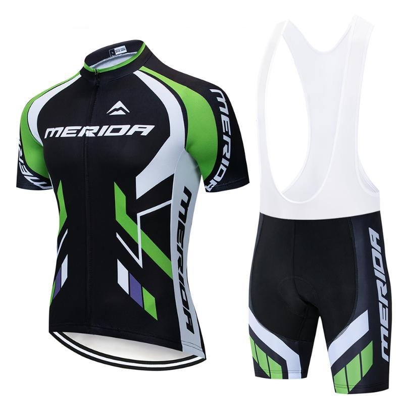 Racing Sets Sleeve Cycling Jersey,cycling Bib Short, Quick Dry, Breathable