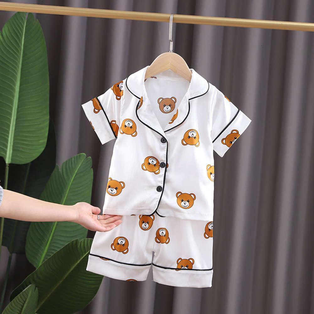 Pajamas Shooingin Physique Nouveaux produits d'été Maison de Feier 6U82