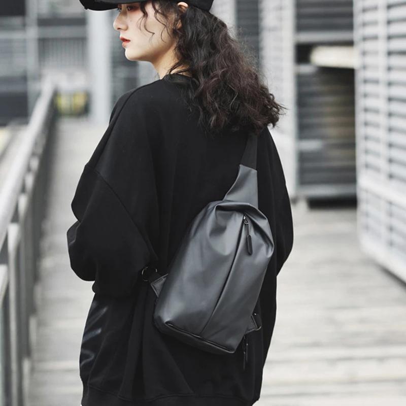 Unisex Chest Bag Women Belt Pack High Quality Splashproof Waist Bags Fashion Travel Shoulder Messenger Zipper Fanny
