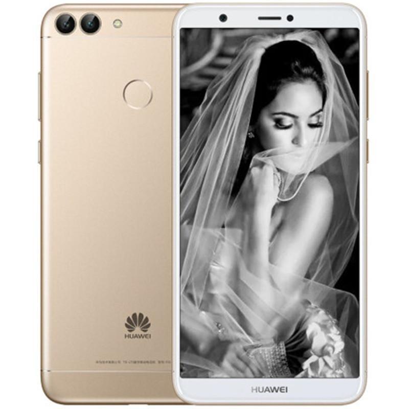 الأصلي Huawei استمتع 7S 4G LTE الهاتف الخليوي 4GB RAM 64GB ROM Kirin 659 Octa Core Android 5.65 بوصة 13.0mp Vestprint ID الهاتف المحمول الذكي