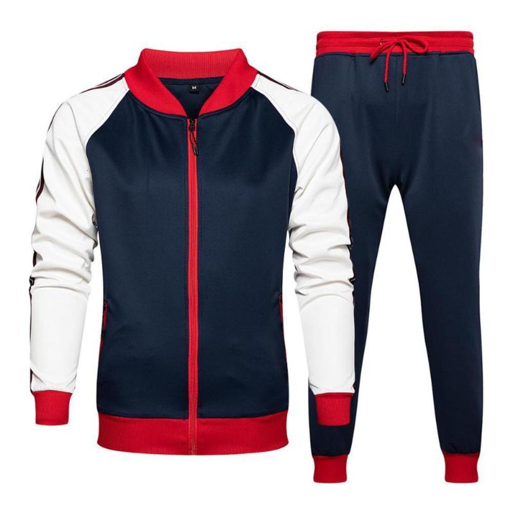Hoodie Spor Erkek Suit Casual Setleri Eşofman Erkekler Sonbahar Kış Kapüşonlu Kazak İpli Kazak Iki Parçalı Set Gezz