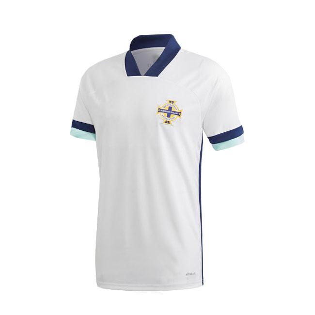 2020 20 20 21 북 아일랜드 축구 # 5 Evans Team 홈 멀리 축구 유니폼 20 21 축구 셔츠 # 8 Davis 축구 유니폼 # 10 Laffert