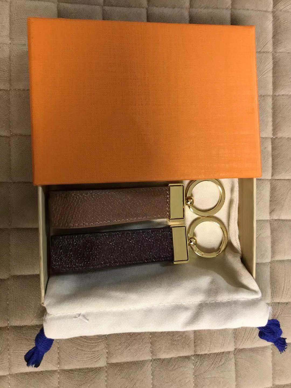 Роскошный брелок высокий Qualtiy ключевой ключ ключевой кольцо держатель бренда дизайнеры ключей цепочки цепочки Porte Clef подарок мужчины женские автомобильные сумки брелок 888