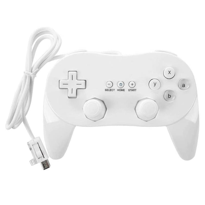 Classic Wired Gamepad Controller Accessories Set Game Entertainment For Wii Joypad Remote Control Joystick Controllers & Joysticks