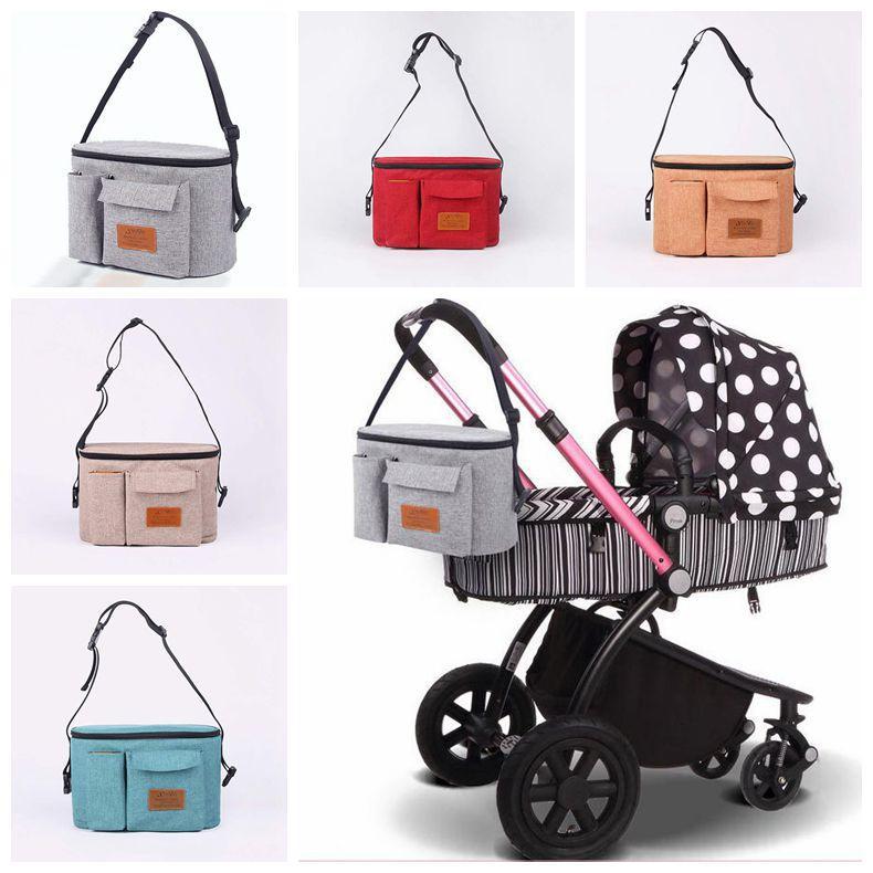 Kinderwagen Taschen Organizer Nappy Tasche Kind Nusring Korb Mama Mama Umstandskiste Kinder Yoya Kinderwagen Wartung Zubehör WY1249