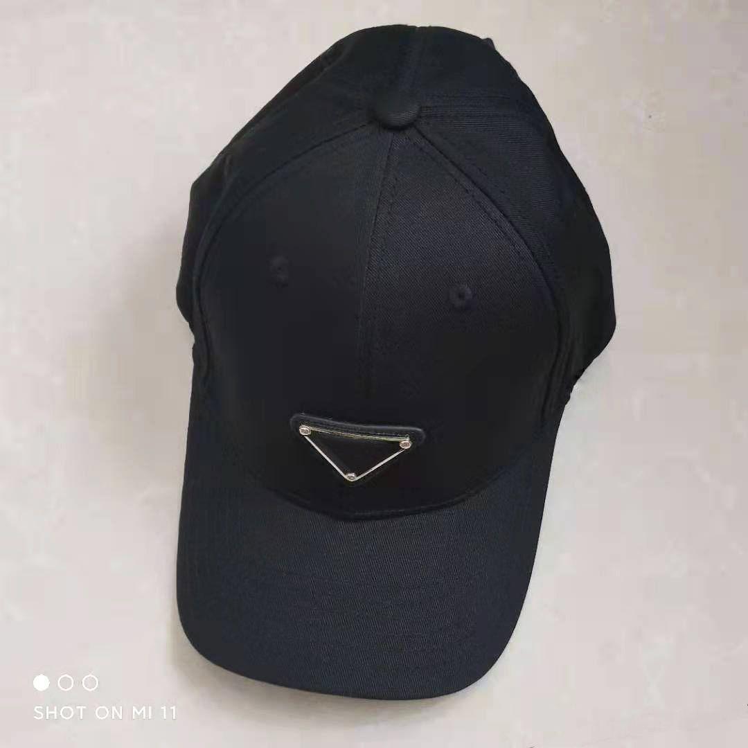 En Kaliteli Moda Sokak Topu Caps Şapka Tasarımcısı Erkek Kadın için Ayarlanabilir Spor Şapka 4 Sezon