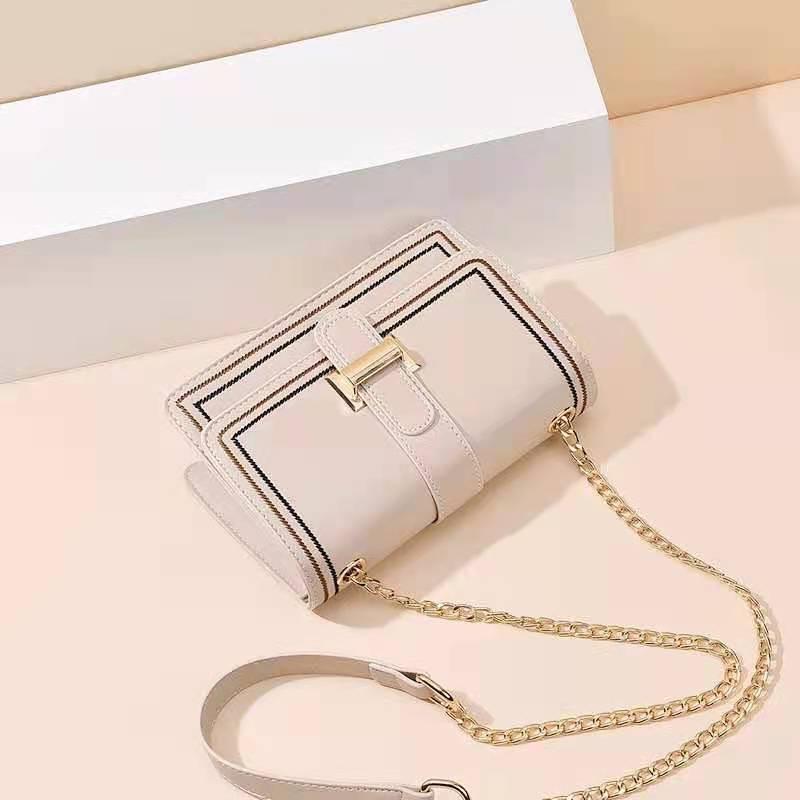 HBP 2021 جودة عالية السيدات أكياس crossbody الأزياء عارية حقيبة الكتف مشبك نمط المواد الاصطناعية المواد مع مربع