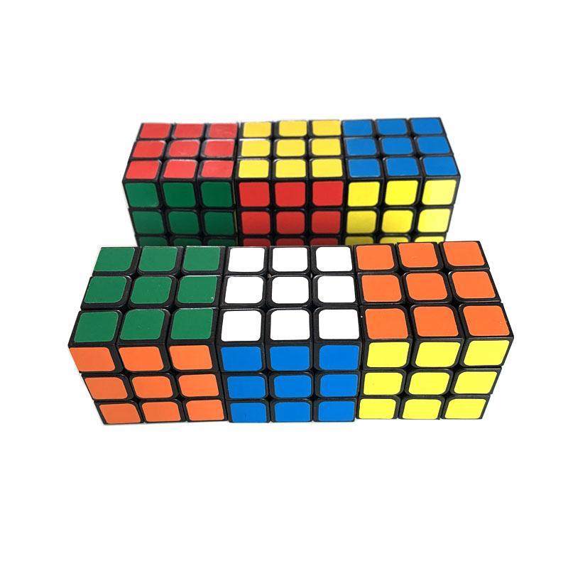 3.5cm mini puzzle cubo cubos mágicos puzzles jogo fidget brinquedo crianças inteligência educacional brinquedos