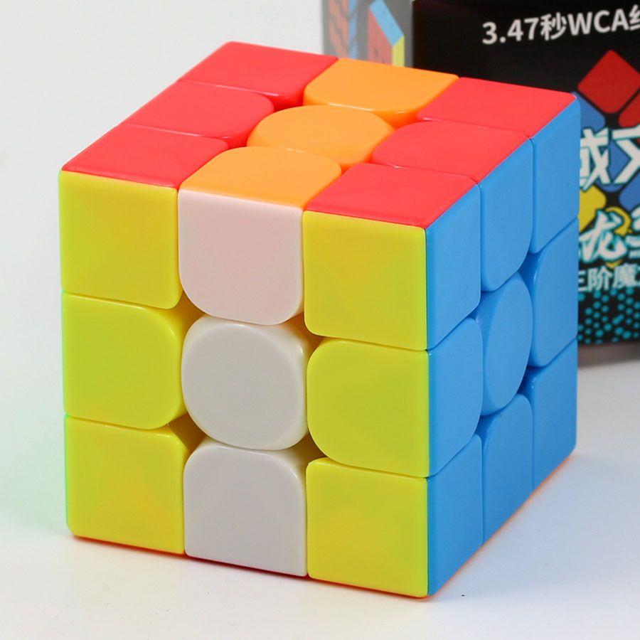 Magic مكعب الألغاز moyu meilong 3c 3x3x3 3x3 cubo speed 2x2x2 2x2 سرعة puzzle magico ألعاب تعليمية للأطفال