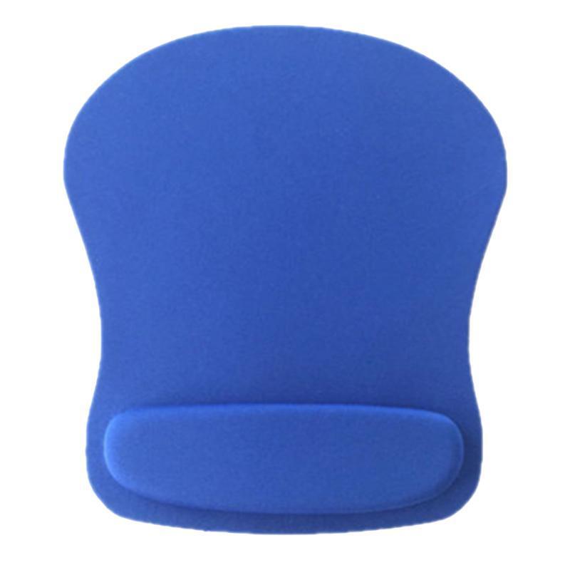 Pads de souris Poignet repose-poignets résistants à l'usure Desktop plate-forme de la plate-forme antidérapante Soulager le tapis de jeu solide à domicile avec support