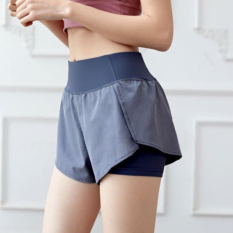 2021 패션 섹시 요가 바지 스포츠 피트니스 안티 쇼핑 반바지 높은 허리 엉덩이 리프팅 스타킹 S-XL