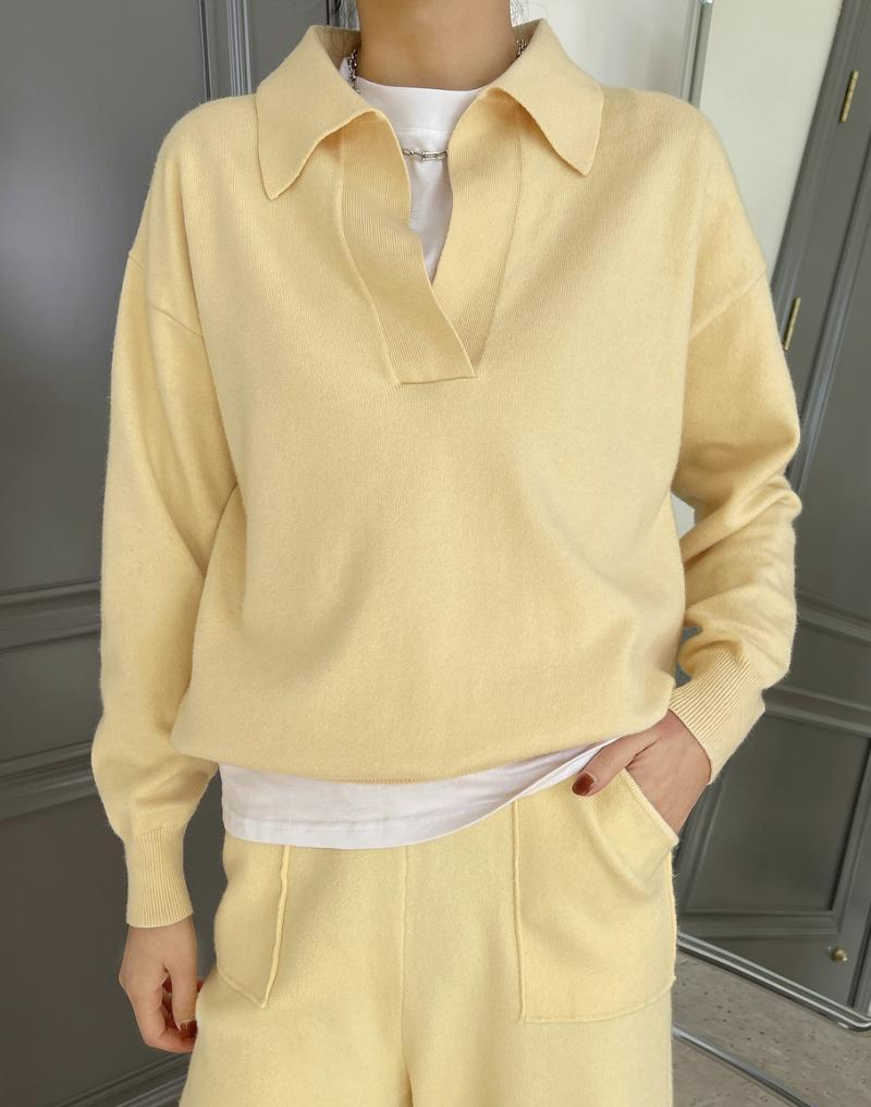 Femme Cachemire Sweat Sweat de laine douce à partir de Set Sweatshirts Sweats à capuche Femme Lovemoda