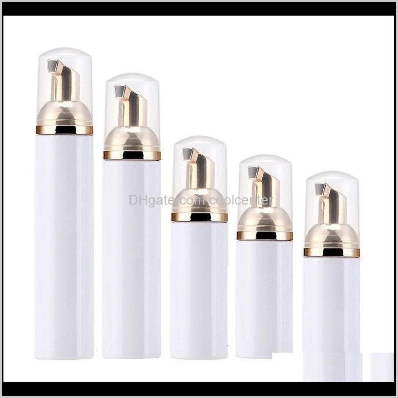 Packing Office School Business & Industrial Drop Delivery 2021 50Ml Empty Plastic Foam Travel Foamer Bottles With Rose Gold Pump Hand Wash So