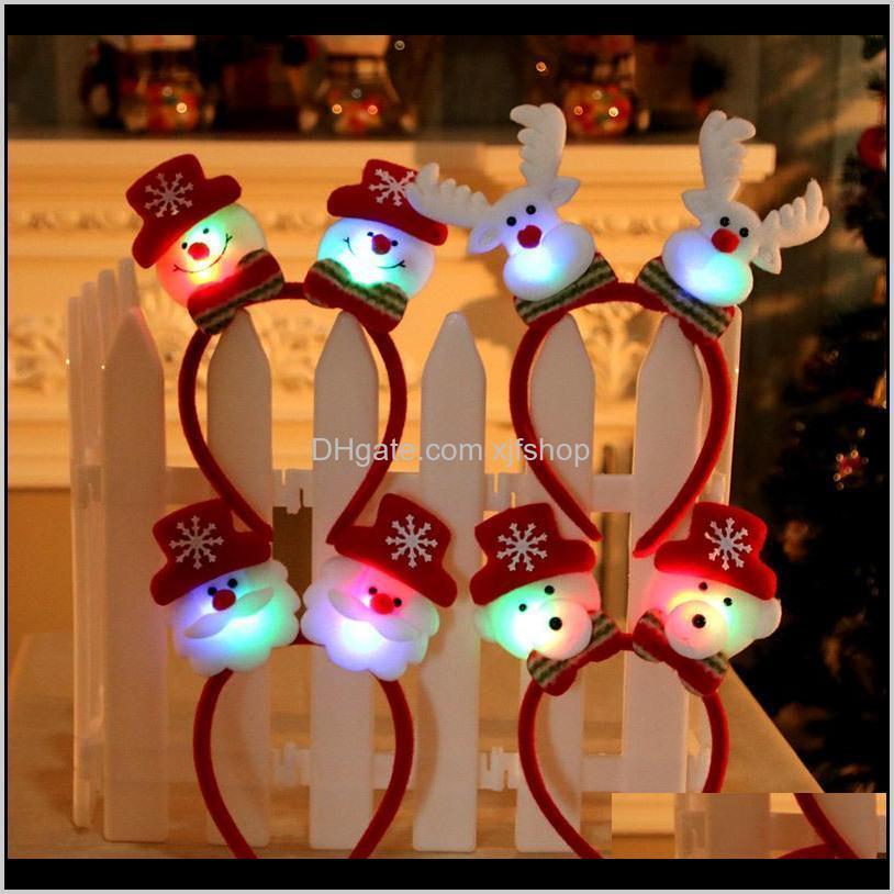 Gadget LED Horquillero Hombro Reloj Banda Banda Niñas Niñas Unisex Regalo de Navidad Festival de vacaciones Historieta Historieta Hairbands Headwear Accesorios 7Q7WB Insuc