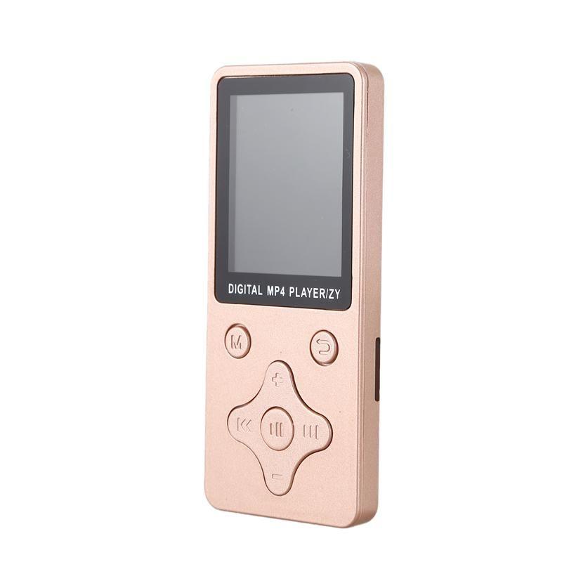 MP4 players mini mp3 player com Construído em alto-falante de alta qualidade portátil sem perdas musicais fm gravador 2