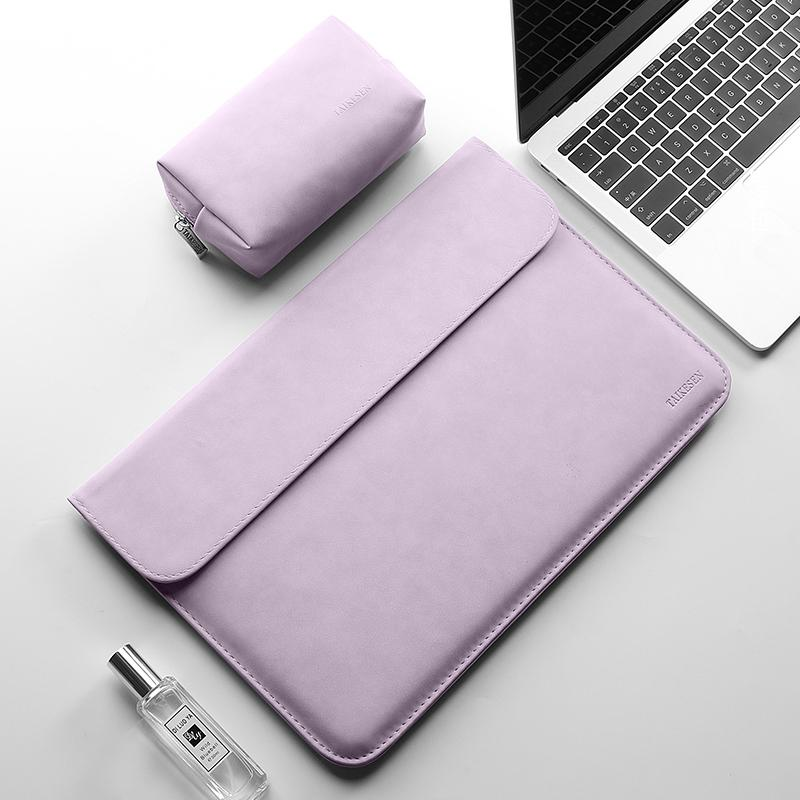 Manicotto per laptop per MacBook Air 13 Caso Pro Retina Xiaomi 15.6 Copertina taccuino Huawei Matebook Shell Handbag