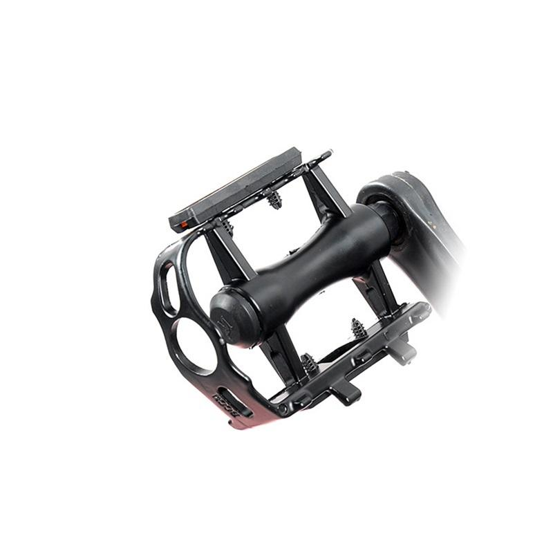 Light Ultra Aluminium Alloy Pedal Bicycle Bearing Pedals Quick Dismantling Foot Tread Highway Mountain Bike Pedaling 6 8ct ii