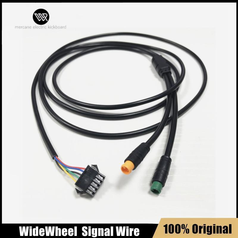 Оригинальный сигнальный провод для широковещательного электрического самоката, бегущий с панели до платы контроллера Mercane Carehing Checkscooter