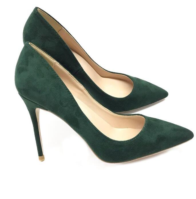 Women Red Bottom Cusp Fine High heel Shoe Big code euro45 Shallow mouth Single shoes height 10cm 12cm 8cm wedding bride with logo
