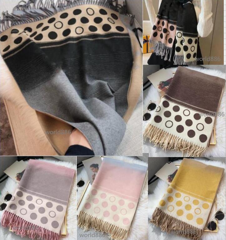 Мода шелковые шарфы женщины роскошные шали оптом высокое качество шарфы густые шарф зимой 6 цветов