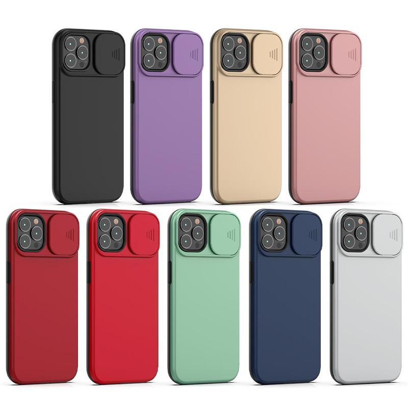 iPhone 13 Pro最大12ミニハイブリッドアーマーPCのカメラレンズ保護携帯電話ケースTPU耐衝撃防止バックカバー