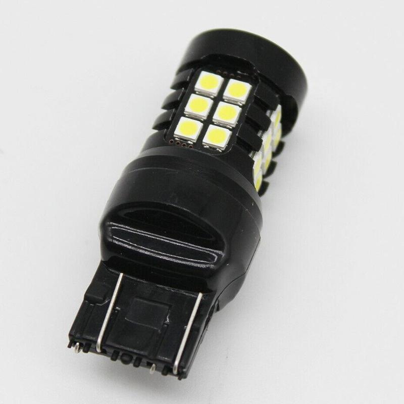 24-LED 빛 2pcs 깜박이는 브레이크 전구 리버스 스트로브 고품질 LED 비상 조명