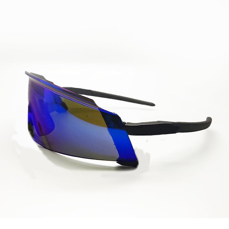 Marca óculos de sol Máscara de alta qualidade TR90 Frame UV400 Sports Kato Eyewear Mulheres Homens Moda Óculos Modelo 9455 Com Caso Bard
