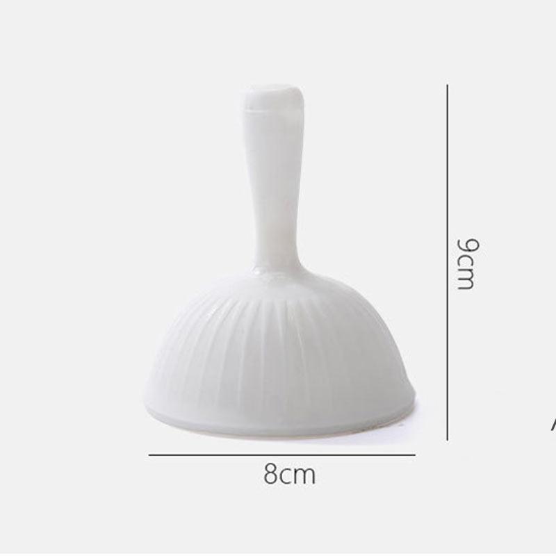 Outil de cuisine mini entonnoir en silicone multifonction anti-éclaboussures anti-huile d'assaisonnement à l'huile d'assaisonnement