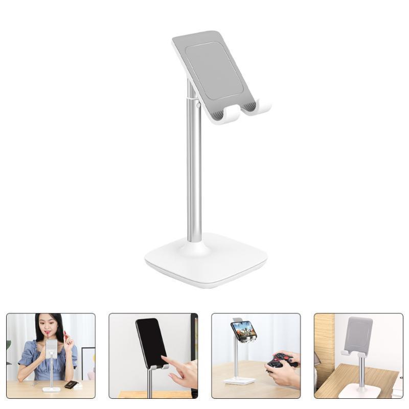 Titulares de montagem do telefone celular 1 pc Desktop Computer Rack Palm Suporte Prático para casa