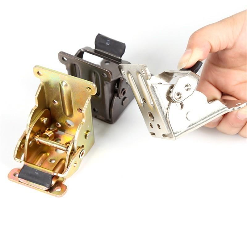 90 gradi Autobloccante Pieghevole Cerniera Pennello Tavolo da pranzo Ascensore Supporto Connection Cabinet Cerniere per mobili Accessori hardware 475 V2