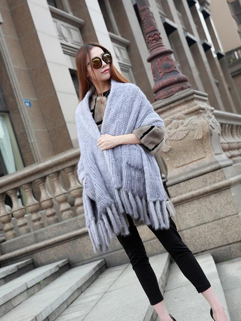 정품 스카프 니트 목도리 4 색 프랜딩 겨울 진짜 Poncho 도매 소매 OEM 스카프