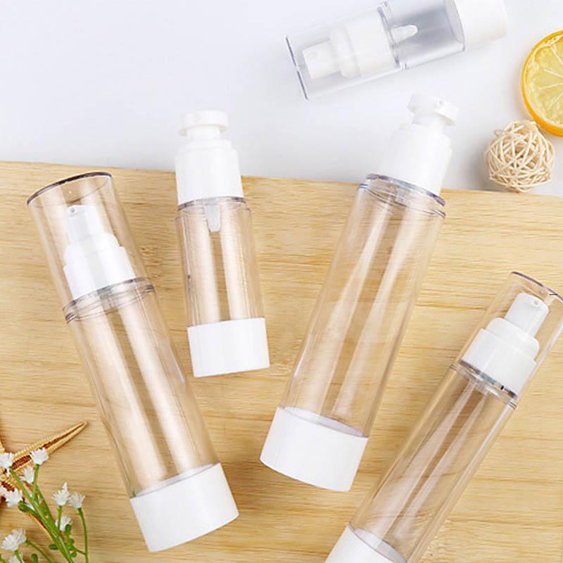 30ml 50ml Plastic Sapone Dispenser Bottiglia in schiuma Pompa Lozione Dispensatori liquidi Bottiglie di schiumazione OWA7830