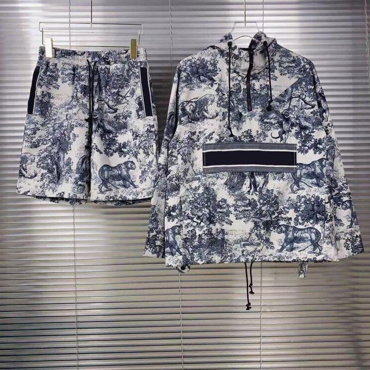 Moda Hoodie UE Tamanhos Estilo Casual Sportswear Suétershirts Lycra Spandex Material Manga Longa Homens Padrão de Animais