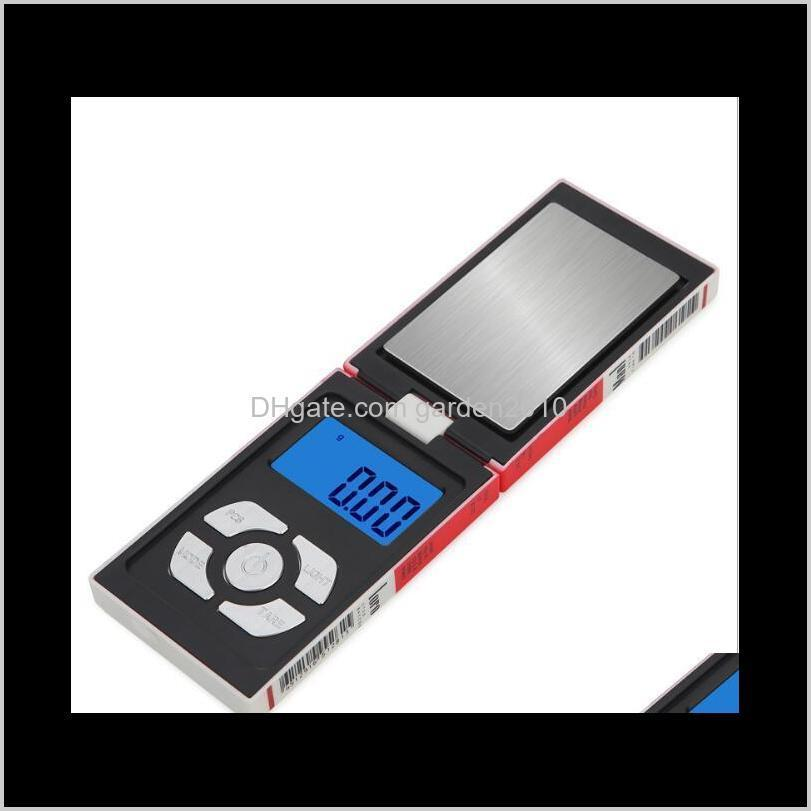 100G200G300G500G1000G High Precision 001G Electronic Bench Scale Mini Cigarette Case Pocket Weighing Scales Measurement Ha778 Yokjc Hmevc