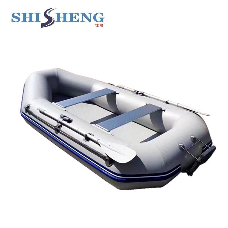 مصنع مباشرة توفير قارب قارب الصيد الطوافات / نفخ القوارب