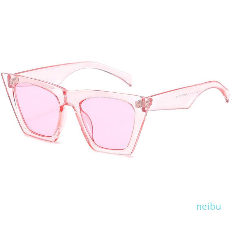 Moda Kedi Gözler kadınlar için Kadın Güneş Gözlüğü Kadın Stil Vintage Güneş Gözlükleri Kadın Güneş Gözlükleri Gece Kulübü ulculos Marka Band L04