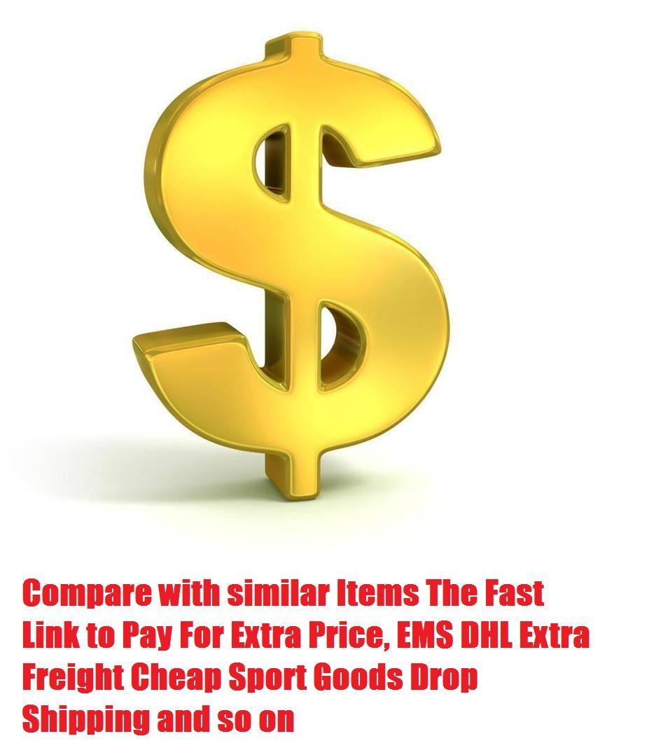 مقارنة مع عناصر مماثلة الرابط السريع لدفع ثمن سعر إضافي، EMS Dhlextra الشحن السلع الرياضية الرخيصة انخفاض الشحن وهلم جرا