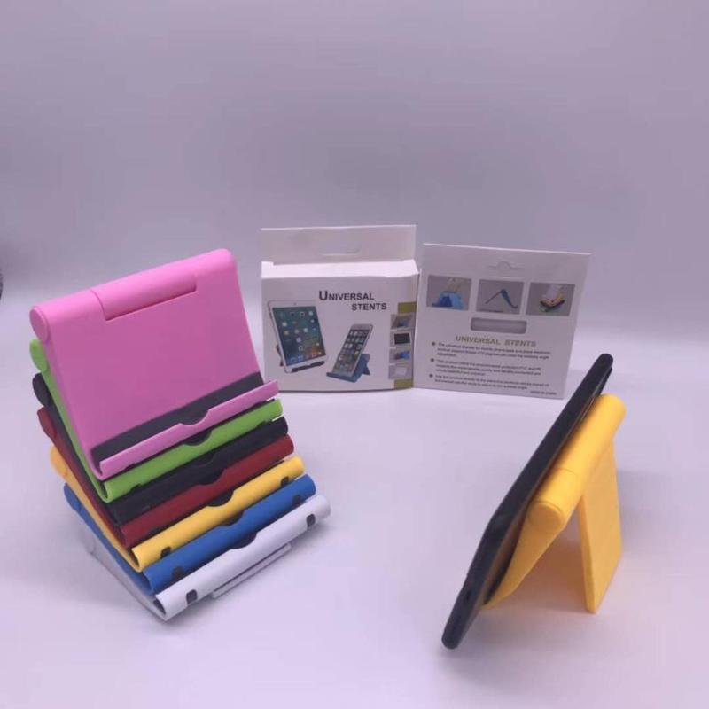 Titular do telefone universal mini portátil Tablet Tablet Tablet Mobile Stand Foripad Cell Cell Mounts Suportes