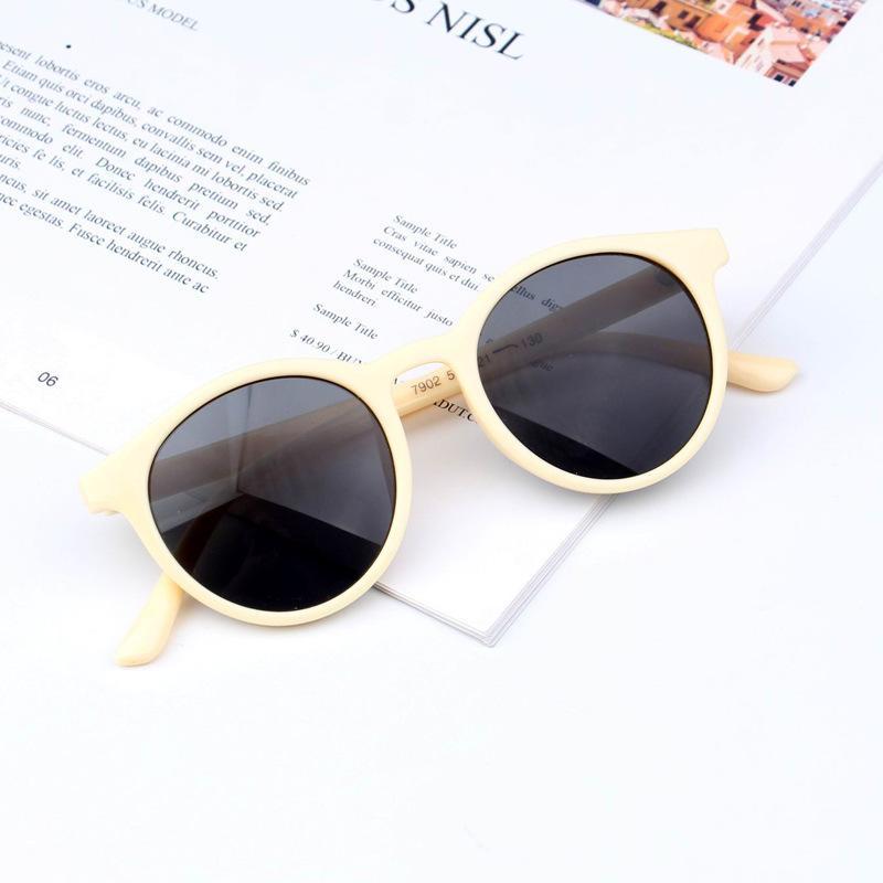 Kids Sunglasses Boys Retro Children and Girls Sun Glasses Vintage Baby Oculos simple Eyewear UV400