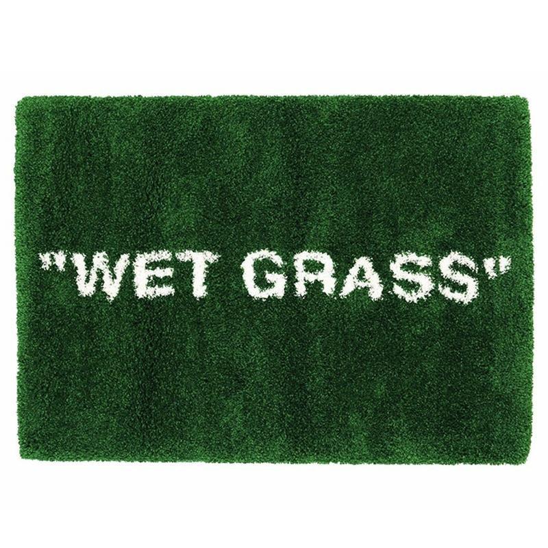IK 카펫 젖은 잔디 그린 마크 라드 마크라드 풀밭 카펫 깔개 바닥 매트 도어 매트 크롤링 담요 고품질 익스프레스