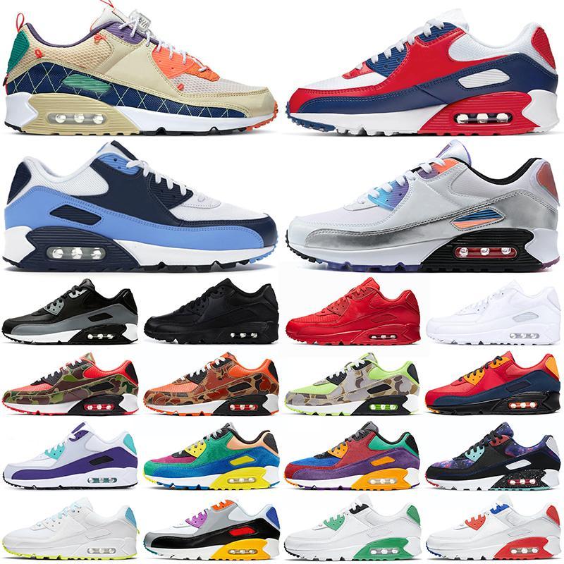 max 90 90s running shoes 90 أحذية الجري الرجال والنساء المدربين أزياء 90s منصة في الهواء الطلق أحذية رياضية للرجال والنساء
