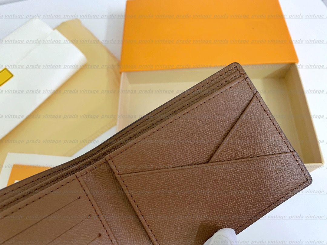 최고 품질의 정품 가죽 홀더 지갑 다중 Luxurys 디자이너 패션 핸드백 남자 여자 카드 홀더 검은 양가죽 미니 키 지갑 포켓 인테리어 슬롯
