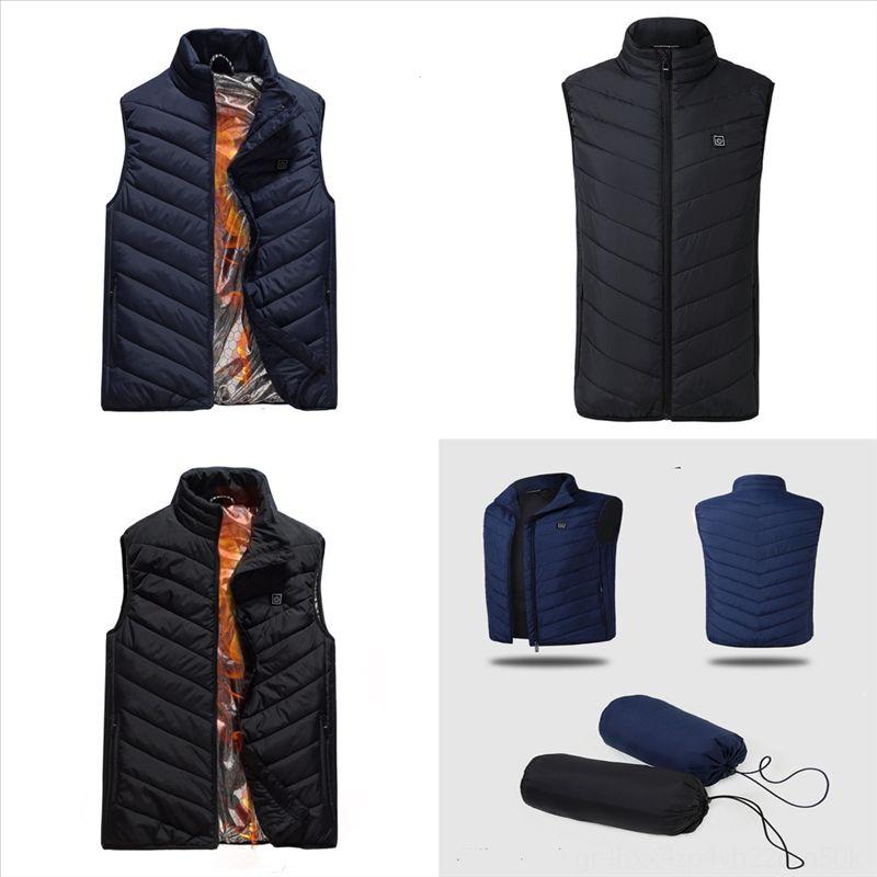 TXLPF YMWMHU Herrenweste Mode Massive Herbst ärmellose Jacken Plus Weste mit Kapuze Größe Streetwear Herren Weste Lose Hohe Qualität Fit