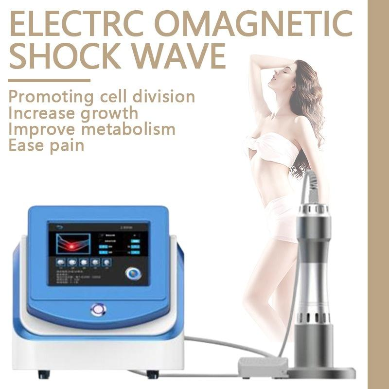 2020 NEW Electric stimulation shock wave therapy equipment/body pain removal shockwave/shock wave therapy machine